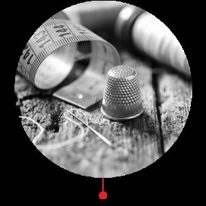Lahoz icone rond retouches 300x300 - Bienvenue Atelier Lahoz Brod N Press vêtements professionnels linge epi équipement de protection individuelle retouches broderie flocage marquage